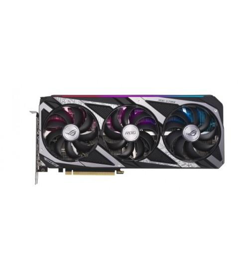 ASUS ROG-STRIX-RTX3060-O12G-V2-GAMING LHR 12GB GDDR6 PCI-E4.0 192-BIT 2xHDMI 3xDP 2.7 SLOT