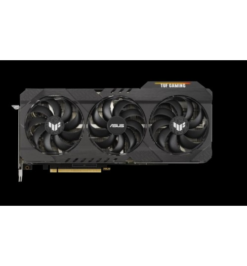 ASUS TUF-RTX3070TI-O8G-GAMING OC EDITION 8GB GDDR6X 1815MHZ 256-BIT PCI-E 4.02XHDMI 3XDP 750W 2X8 PIN 2.7 SLOT GAMING GRAPHIC CARD