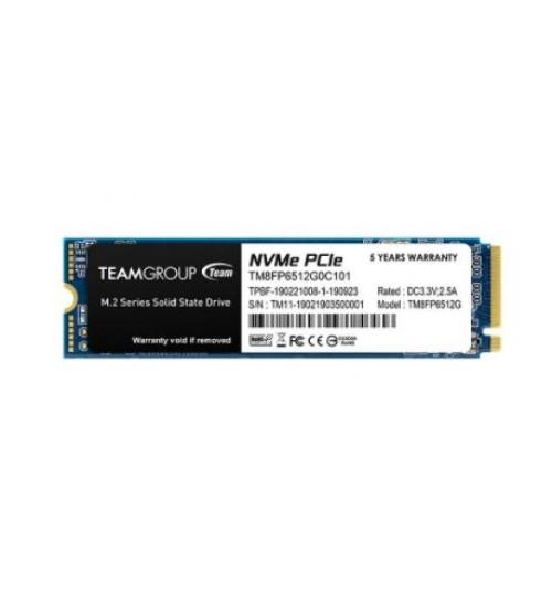 TEAM MP33 M.2 PCI-e Gen3.0 x4 with NVMe 1.3 -M key 1700/1400 MB/s