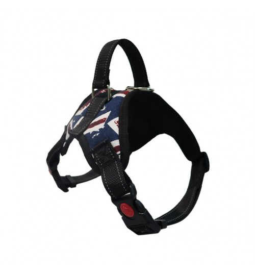 Dog Chest Plate Harness --XL