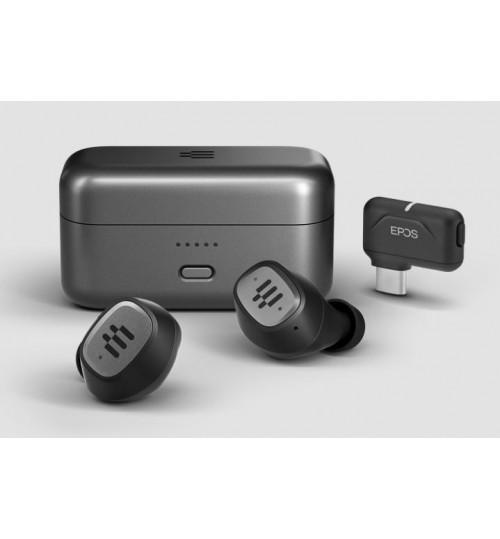 EPOS GTW 270 HYBRID IN-EAR TRUE WIRELESS GAMING EARBUDS