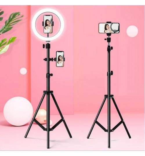 Phone Tripod Stand Selfie Led Ring Light
