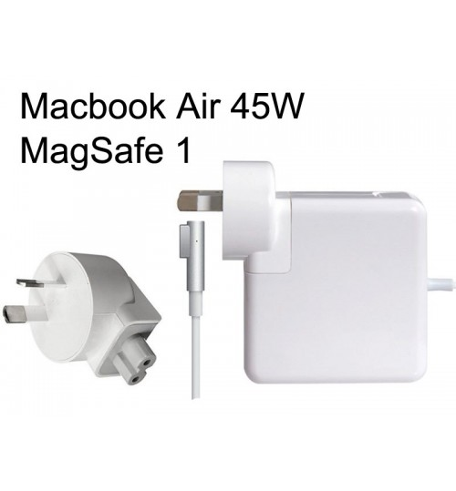 MacBook Air Charger 45W Magsafe Power Adapter