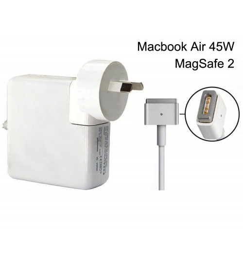 MacBook Air Charger 45W Magsafe 2 Power Adapter