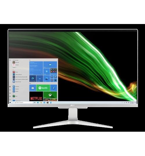 ACER C27-1655 27 INTEL I5-1135G7 8GB 256GB SSD 1TB HDD MX130 WIN10 AIO DESKTOP