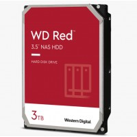WD RED PLUS 3TB SATA3 128MB CACHE FOR NAS