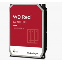 WD RED PLUS 4TB SATA3 128MB CACHE FOR NAS