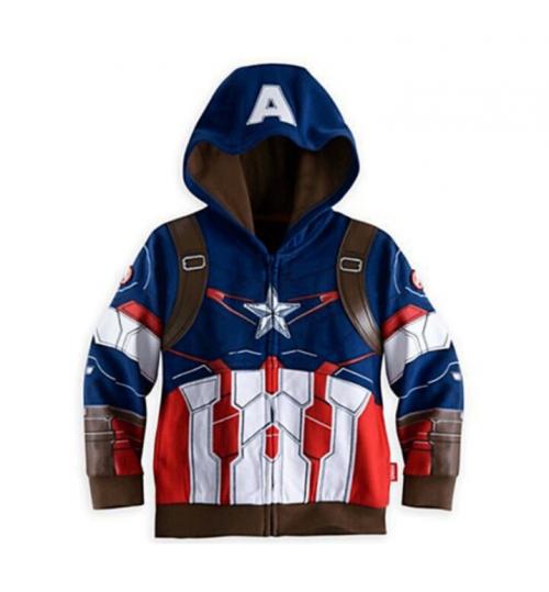 American Captain Kids Boy Clothing 130 CM