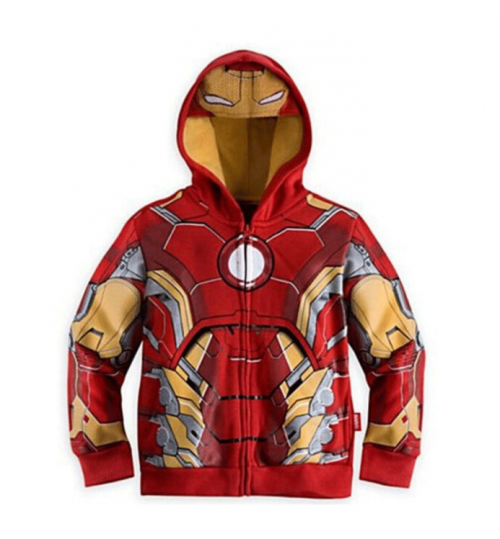 Iron Man Kids Boy Clothing 130 CM