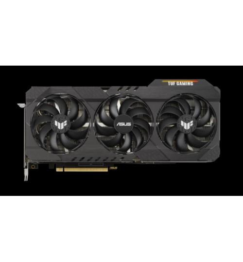 ASUS TUF-RTX3080-O10G-V2-GAMING LHR OC EDITION 10GB GDDR6X 1740MHZ PCI-E 4.0 3XDP 2XHDMI 320-BIT 850W 2X8-PIN 2.7 SLOT