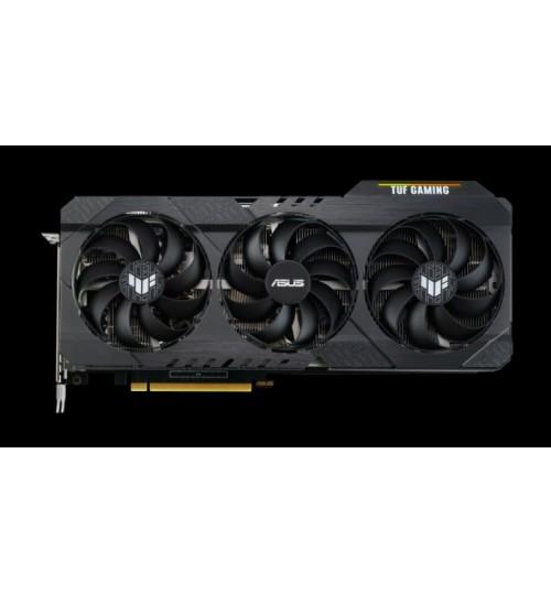 ASUS TUF-RTX3060TI-O8G-V2-GAMING LHR 8GB GDDR6 PCI-E4.0 3XDP 2XHDMI 2.9 SLOT GRAMING GRAPHIC CARD
