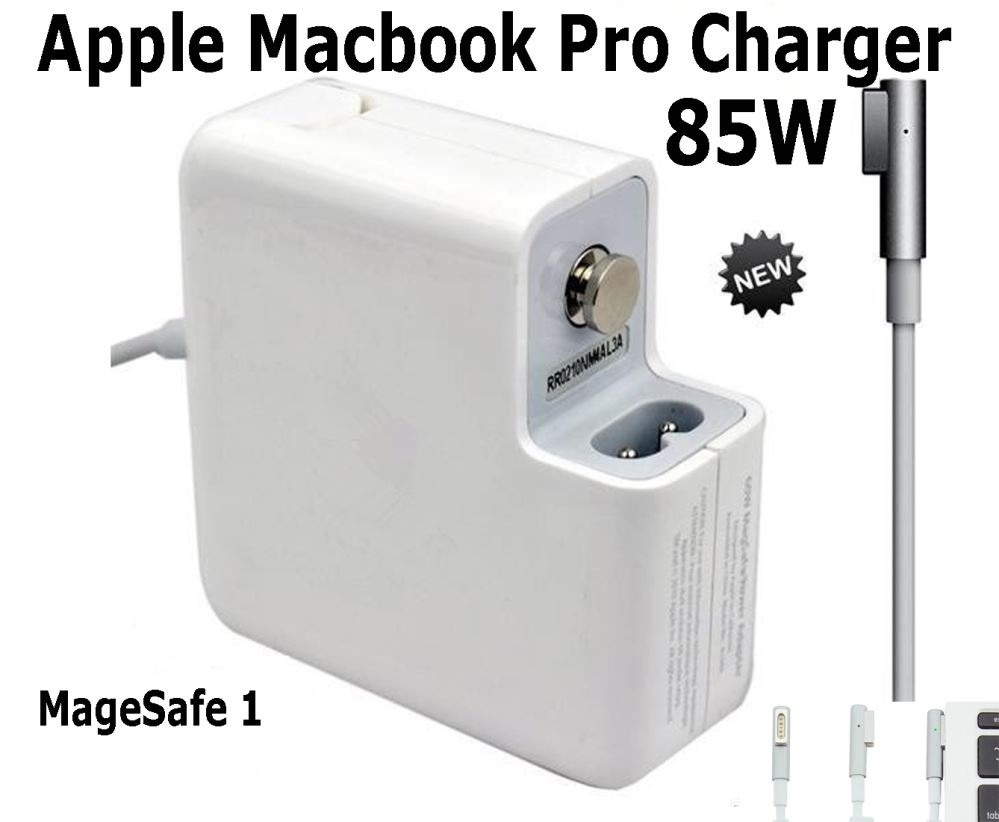 Macbook Chargers Apple Magsafe 85w A1343 Adapter Charger Pro 15 Original Power